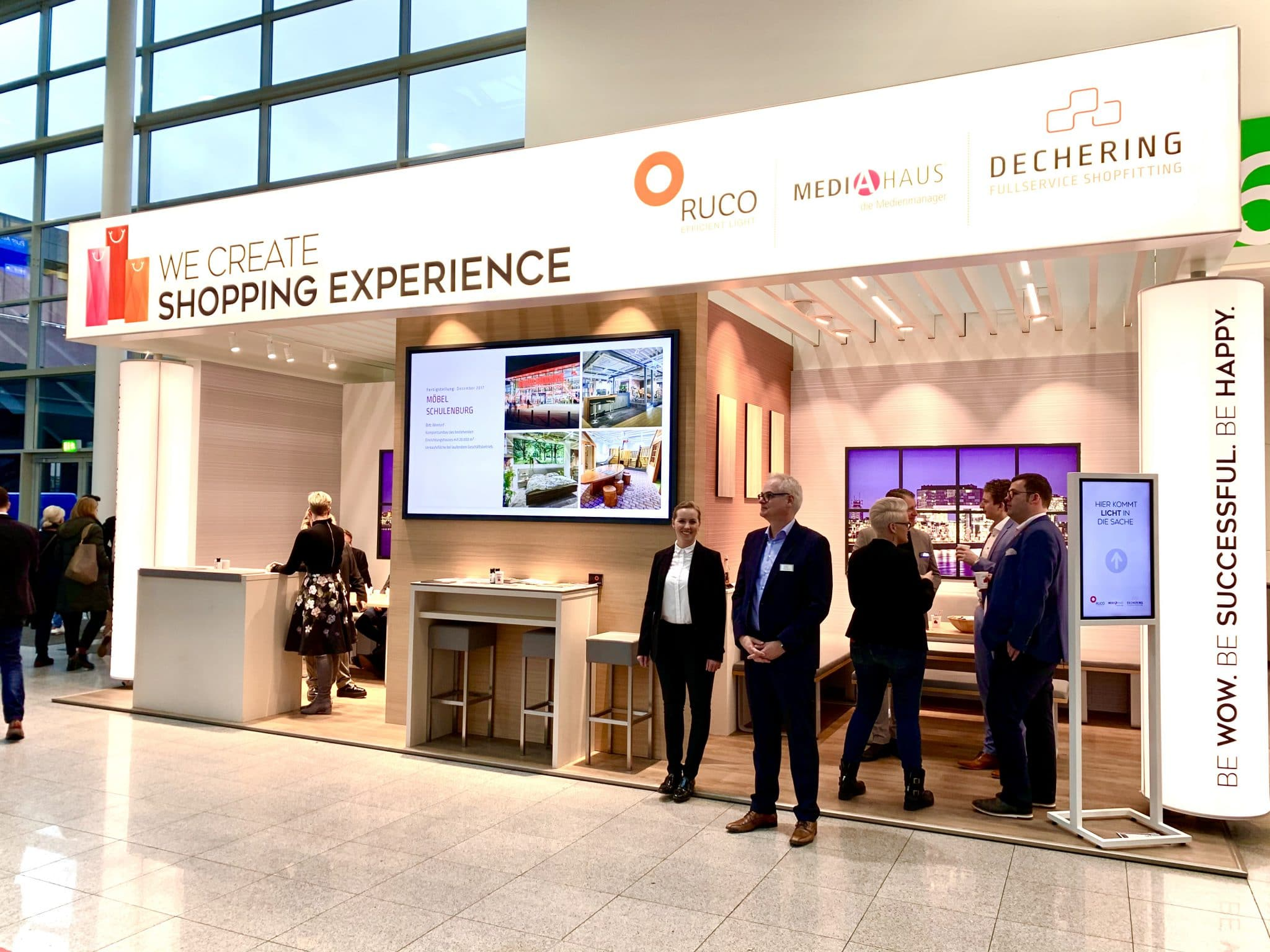 IMM Messestand 2020